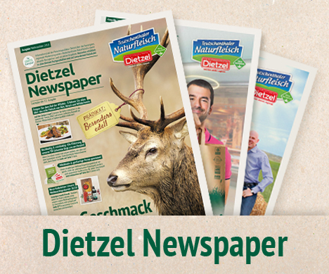Dietzel Newspaper